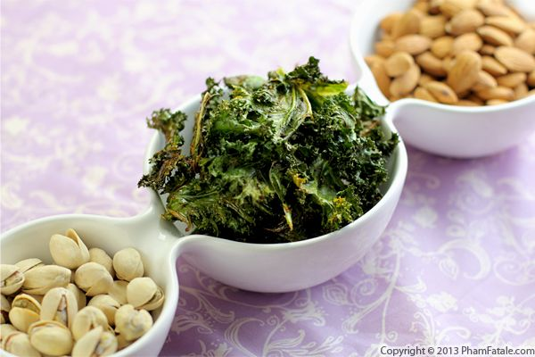 Masala Kale Chips Recipe Recipe