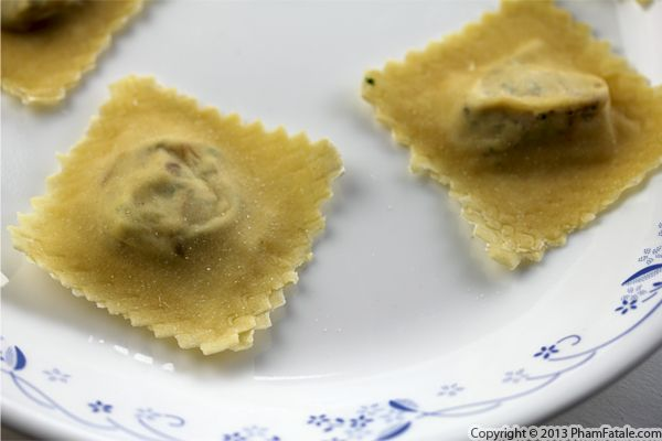 Duck Confit and Morel Mushroom Ravioli Filling Recipe Recipe