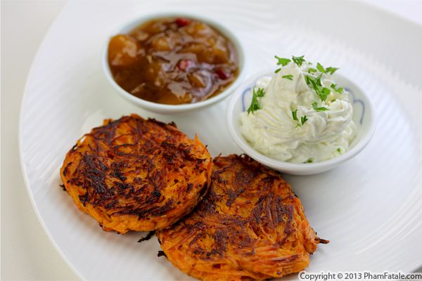 Sweet Potato Pancake Recipe Recipe
