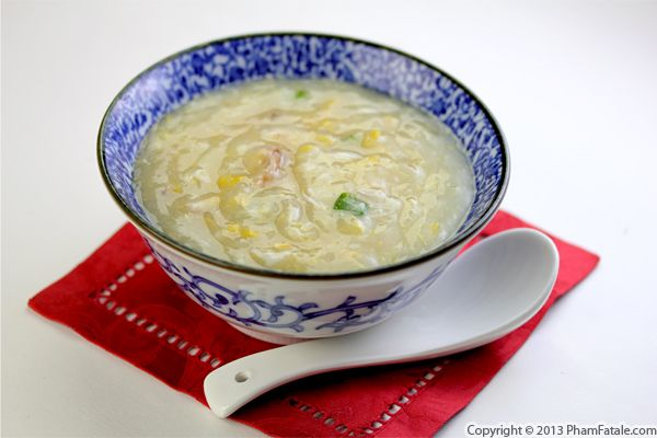 Corn and Crab Soup Recipe Recipe