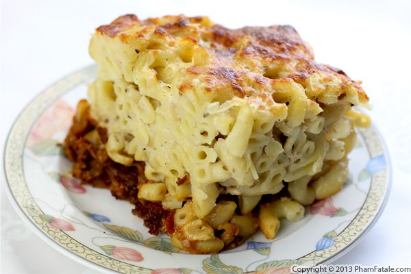 Mac and Cheese Shepherd's Pie Recipe Recipe
