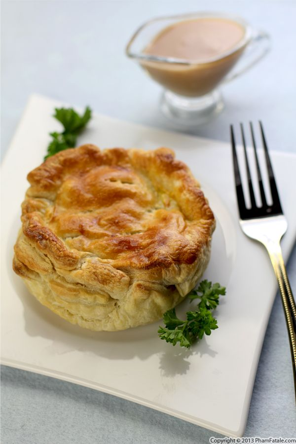 Roast Beef Pot Pie Recipe Recipe