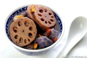 Lotus Root Soup Recipe (Canh Cu Sen)