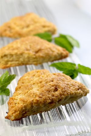 Mint Julep Scones