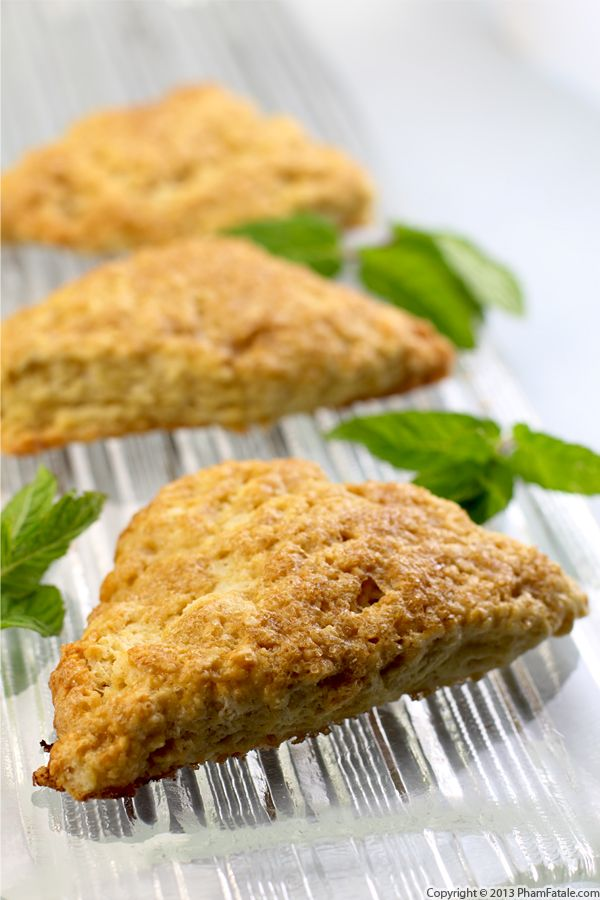 Mint Julep Scones Recipe