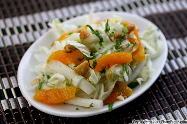 Lotus Salad Recipe with Picture
