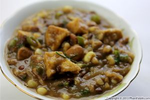 Mixed-Bean Soup Recipe
