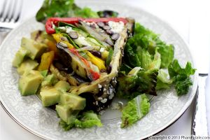 Mexican Vegetable Terrine Recipe