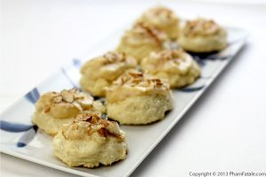 Horchata Cookies with Queso Fresco
