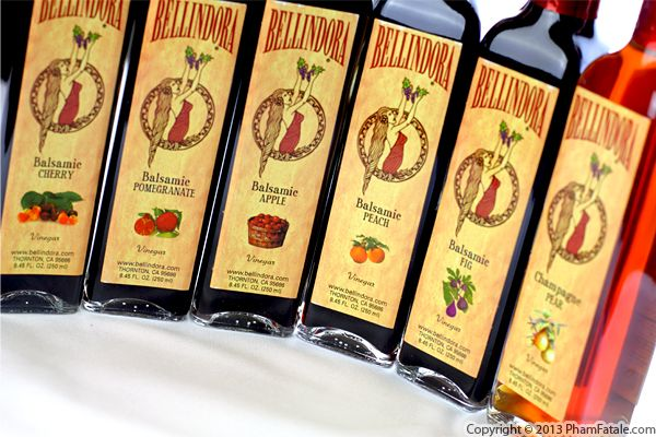 Bellindora Vinaigrette Recipe with Picture