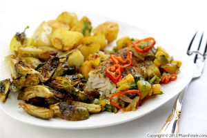 Chao ca recipe fish congee pham fatale for Swai fish walmart