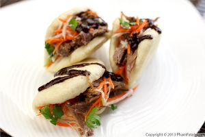 Banh Bao Recipe (Vietnamese Steamed Bun)