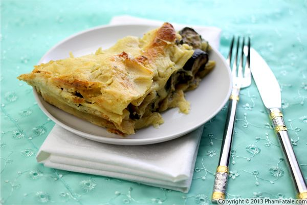 Zucchini Lasagna Recipe Recipe