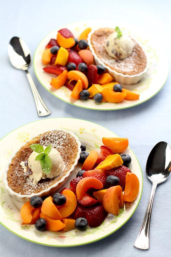 Apricot Pot de Creme Recipe Recipe