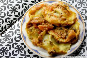 Morel Mushroom Tomato Pasta Sauce Recipe