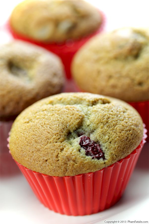 Chocolate Cherry Muffin Recipe Recipe