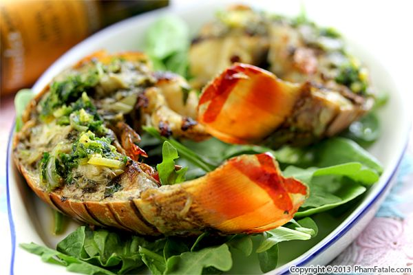 Grilled Lobster Tail Recipe Recipe