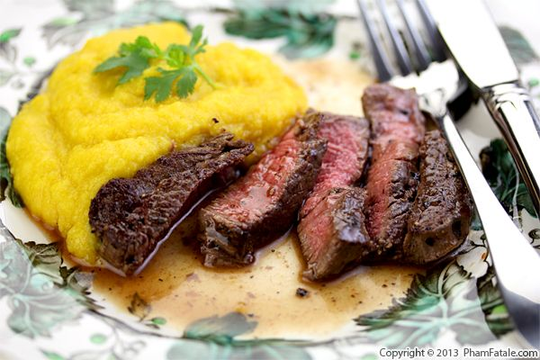 Steak au Poivre Recipe with Picture