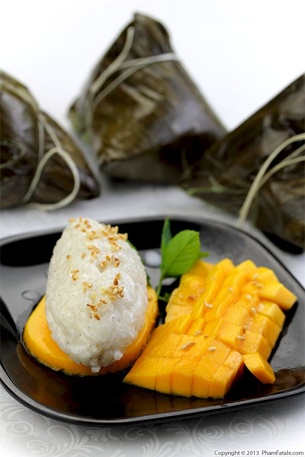 Thai Sticky Rice Recipe Recipe