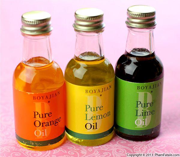 Boyajian Oil