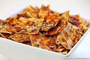 Pizza Cracker Recipe