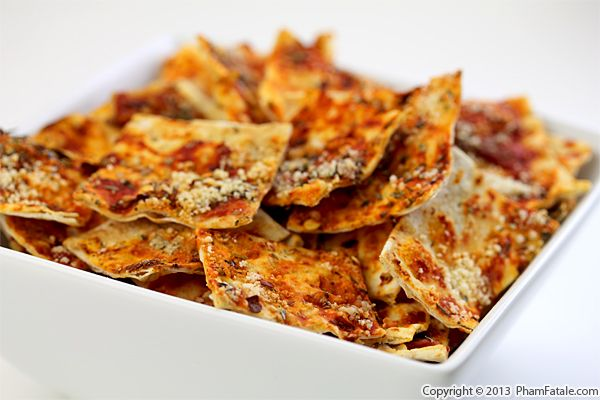 Pizza Cracker Recipe Recipe