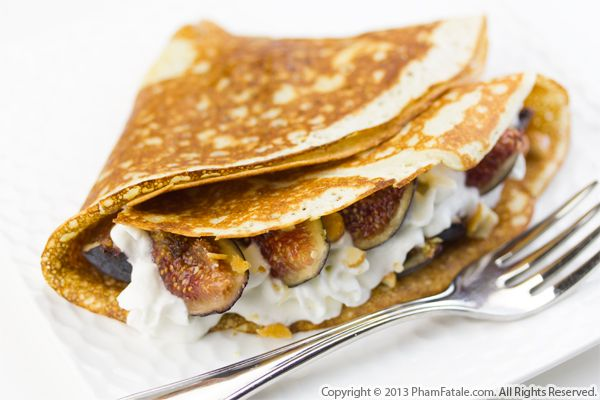 Crepe Day (La Chandeleur) Recipe