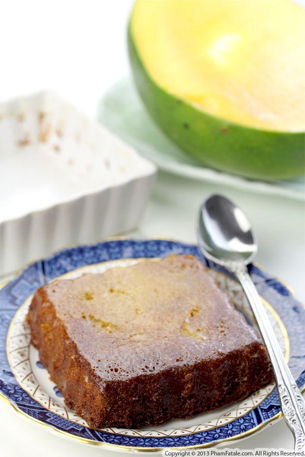 Mango Cake Recipe Recipe