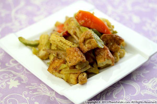 Bamboo Tofu Recipe Recipe