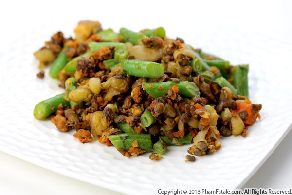 Warm Bean Salad Recipe Recipe