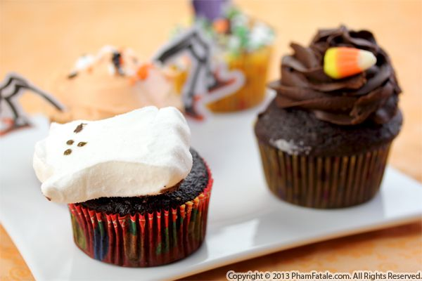 Halloween-Inspired Party Dishes Recipe