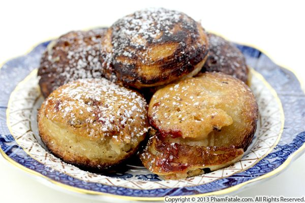 Aebelskivers (Pancake Ball Recipe) Recipe
