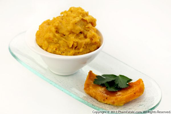 Butternut Squash Potato Mash Recipe - Pham Fatale