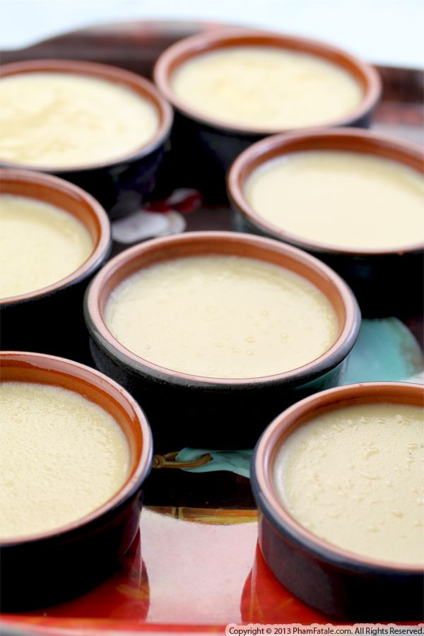 Coffee Pot de Creme Recipe Recipe