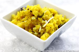 Poha Chudva Recipe