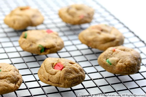 Peanut Butter Chocolate Cookies Recipe