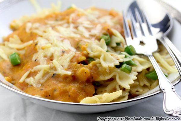 Pumpkin Pasta Sauce Recipe Recipe