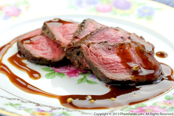 Perfect Filet Mignon Steak Recipe Recipe