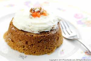 Pineapple Carrot Cake Recipe