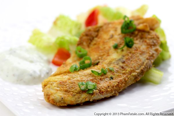 Spicy Tilapia Masala Recipe Recipe