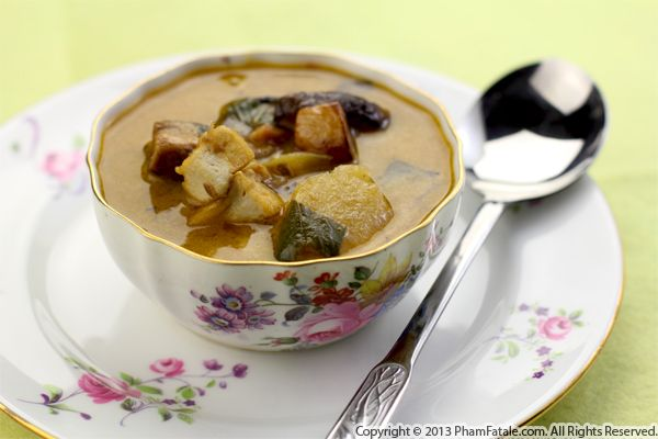 Vegan Coconut Soup Recipe Recipe