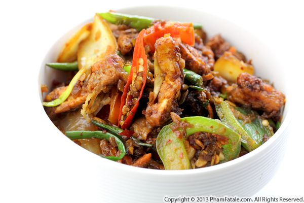 Manchurian with Tofu Recipe