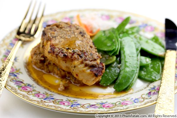 Miso Marinated Sea Bass Recipe Recipe