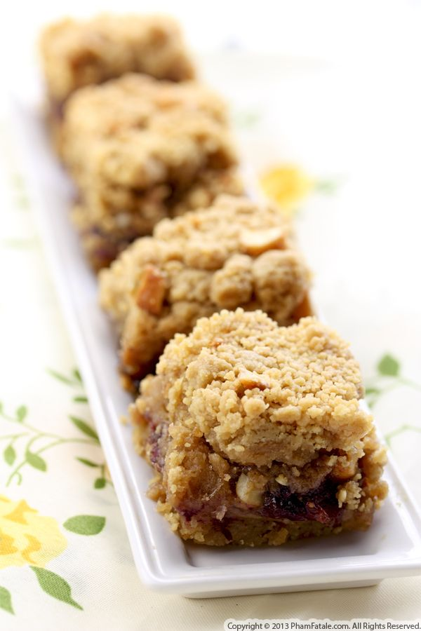 Cookie Butter Blondie Bars Recipe