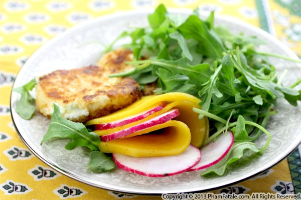 Goat Cheese Arugula Recipe Recipe