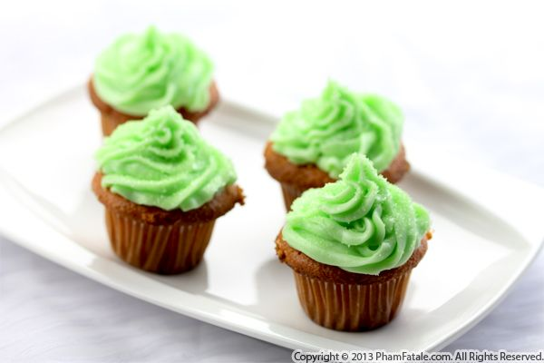 Green Food on St. Patrick's Day Recipe