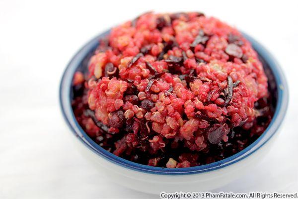 Beet Quinoa Recipe Recipe