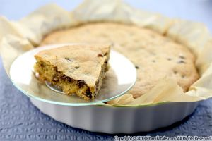Chocolate Chip Cookie Pie Recipe