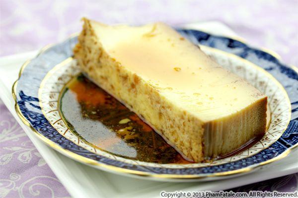 Orange Flan Recipe Recipe