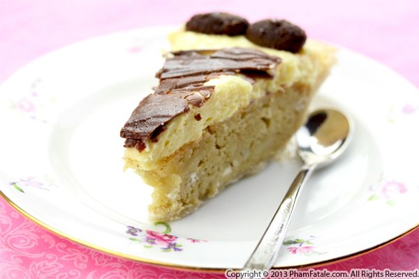 Cookie Cake Pie Recipe with Picture